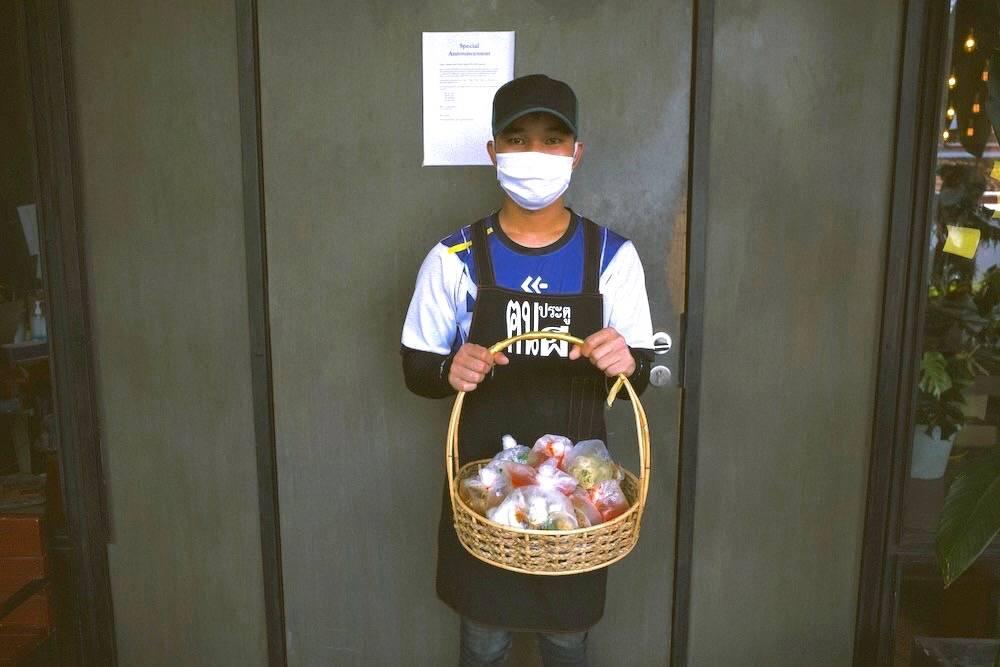 Locall.bkk แพลตฟอร์มสั่งอาหารที่พาคนตัวเล็กให้รอดไปด้วยกัน!