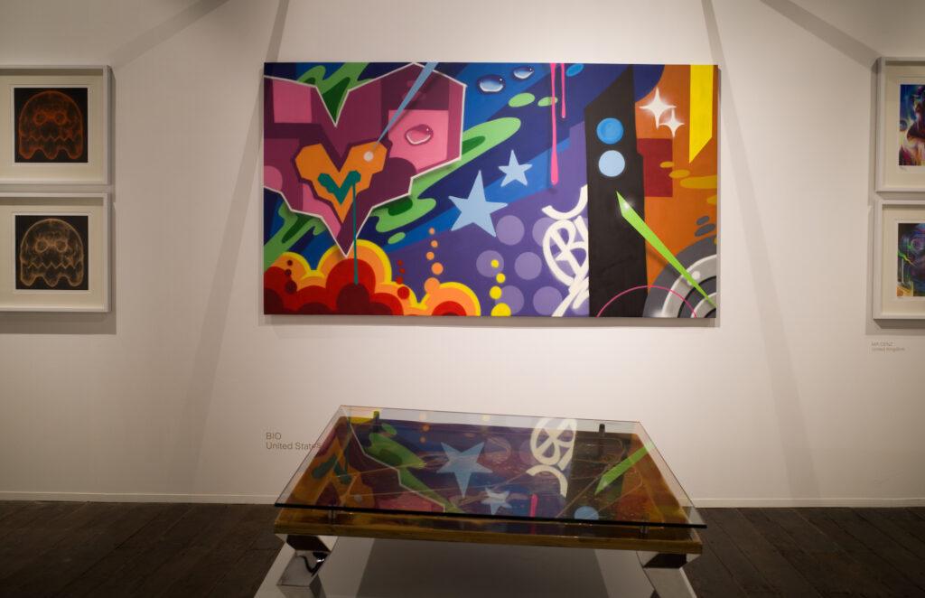 เดินดูงานสตรีทอาร์ทระดับมาสเตอร์พีซที่ 'AURUM GALLERY' พื้นที่ศิลปะแห่งใหม่จากใจศิลปินชื่อก้องโลก