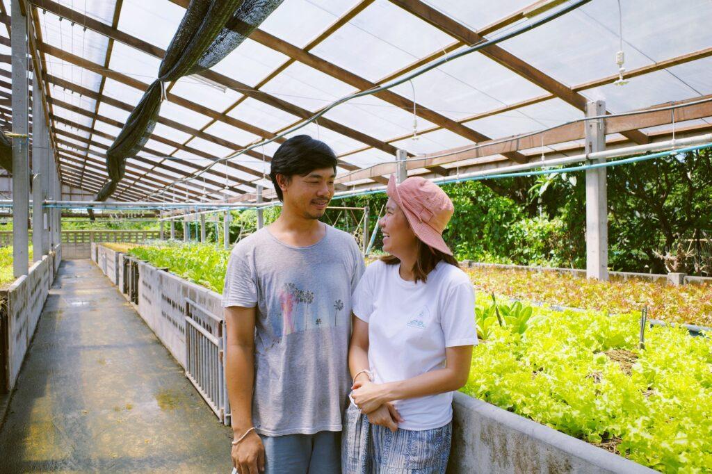 'A Little Farmer Organic Farm' ฟาร์มเล็กในเมืองใหญ่ที่เปลี่ยนโรงหมูร้างใจกลางนครปฐม เป็นสวนผักอินทรีย์ดีต่อใจ
