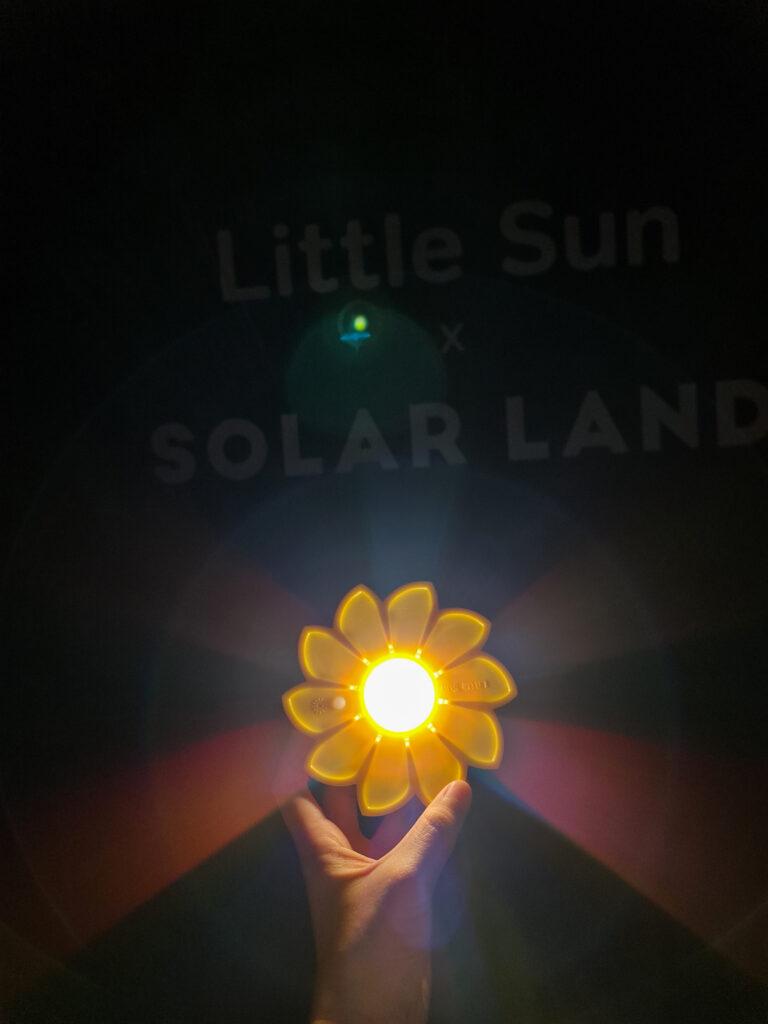 SOLAR LAND นิทรรศการที่เปลี่ยนคุณเป็นนักล่า เพื่อตามหาอนาคตที่ดีกว่า