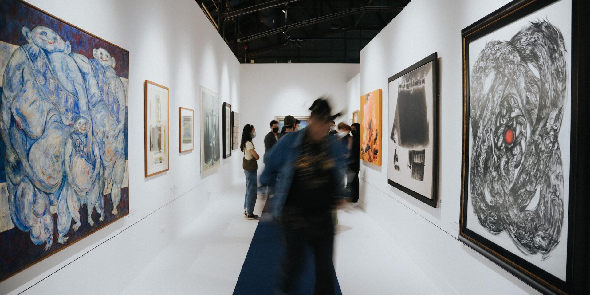 """333Anywhere แกลเลอรี่แห่งใหม่ ที่เปิดตัวด้วย """"การเปลี่ยนถ่ายจากรุ่นสู่รุ่น"""" กับผลงานศิลปินไทยระดับมาสเตอร์กว่า 200 ภาพ"""
