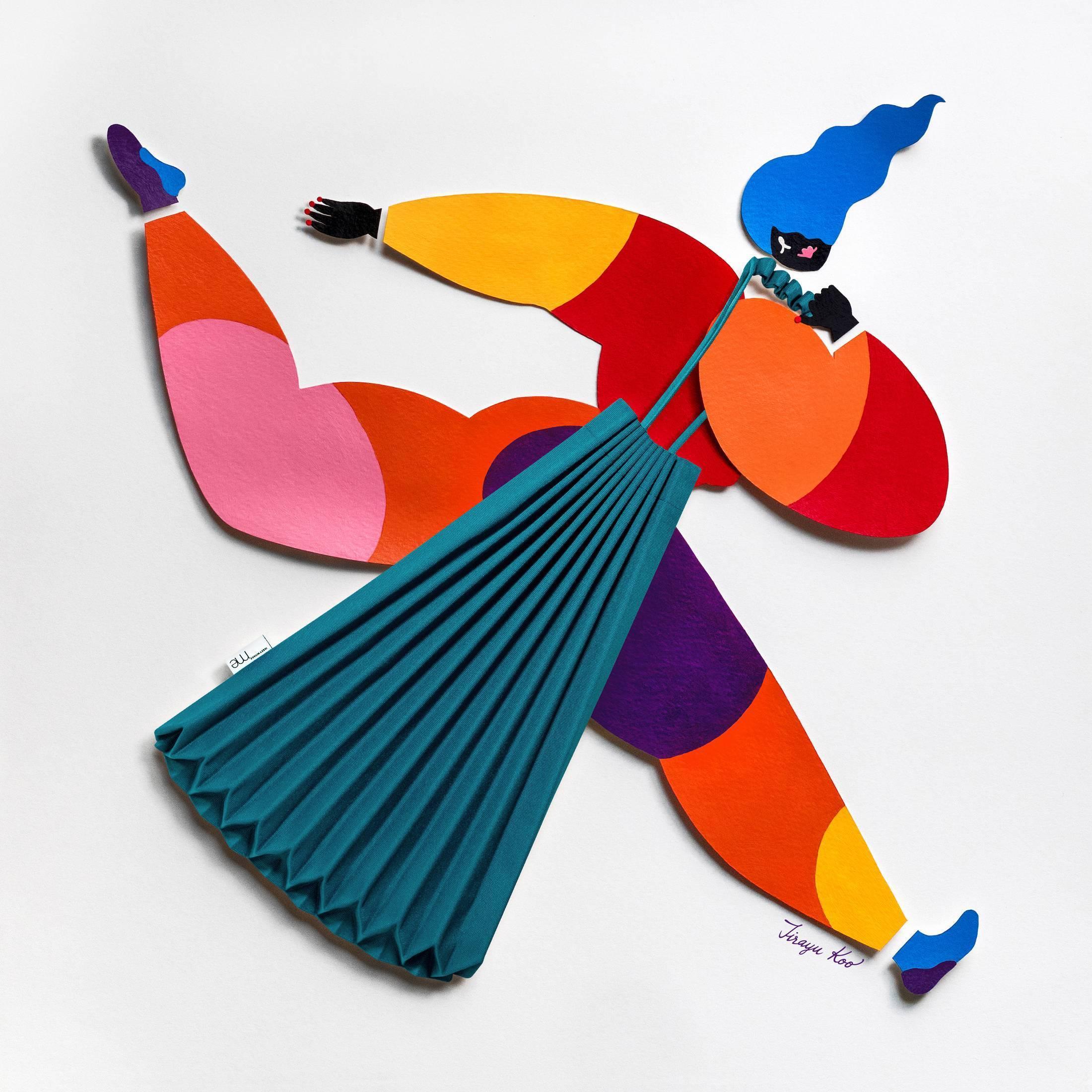 'Jirayu Koo' นักวาดภาพประกอบที่ใช้เวลากว่า 10 ปี ผลักดันคาแรกเตอร์ 'น้องกลมกลม' จนได้ร่วมงานกับแบรนด์ระดับโลก